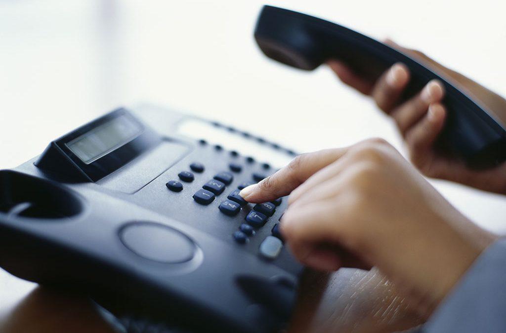 Las estafas telefónicas