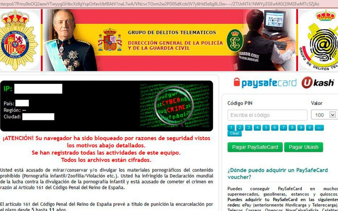 Virus Policía